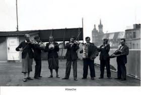 Kartka pocztowa – Orkiestra na dachu