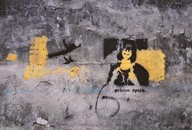Kartka pocztowa - Street Art: Prince Życia