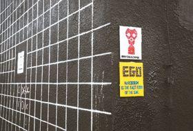 Kartka pocztowa - Street Art: Ego