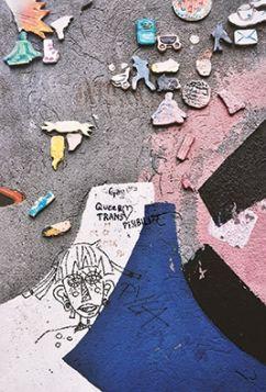 Kartka pocztowa - Street Art: Queer