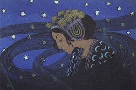Chimera, 1903 - Edward Okuń reprodukcja obrazu