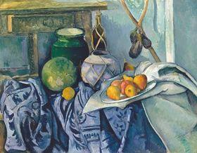 Paul Cézanne - Still Life with Apples