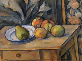 Paul Cézanne - The Large Pear