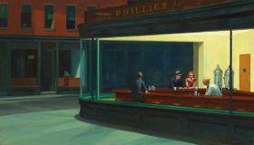 Nocne marki - Edward Hopper - reprodukcja