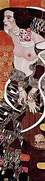 Judith II - Gustav Klimt  - reprodukcja