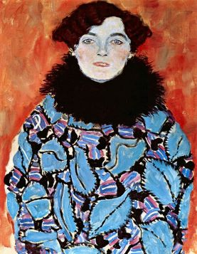 Johanna Staude, Gustav Klimt - magnes