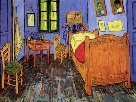 Pokój van Gogha w Arles, Vincent Van Gogh - magnes