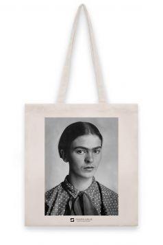 Torba lniana – Frida, portret