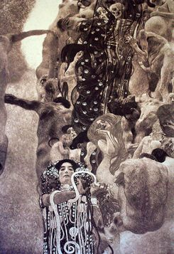 Gustav Klimt Medicine