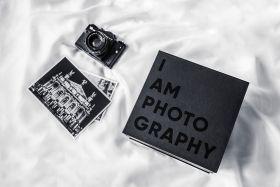 Pudełko I am photography