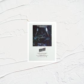 Gwiezdne wojny - kartka premium