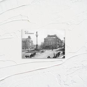 Kartka pocztowa - Krakowskie przedmieście