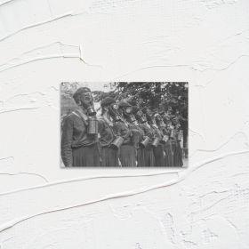 Kartka pocztowa - Maski gazowe