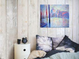 Claude Monet Canal Grand