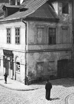 Żyd na krakowskim Kazimierzu