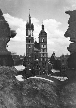 Kościół Mariacki, maszkarony