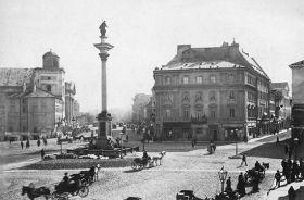 Kolumna Zygmunta III Wazy na Placu Zamkowym, Warszawa