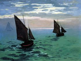 Claude Monet Le Havre