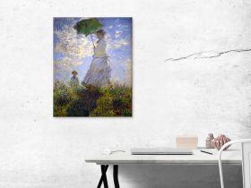 Claude Monet Umbrella