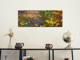 Claude Monet Nympheas Water Plantes