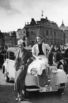 Magnes - Rajd samochodowy kobiet