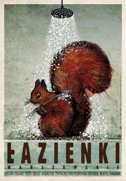 Łazienki, Warszawa (R. Kaja)
