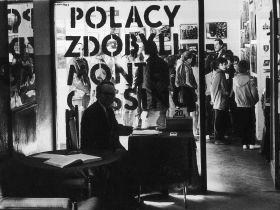Wystawa fotografii wojennych Tadeusza Szumańskiego