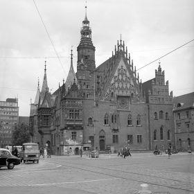 Wrocław, Stary Ratusz na Rynku