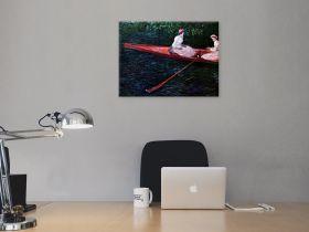 Claude Monet River Epte