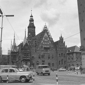 Wrocław - stary Ratusz na Rynku