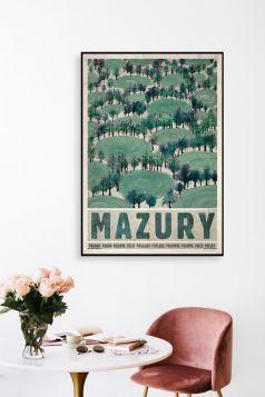 Mazury, Wiosna (R. Kaja)
