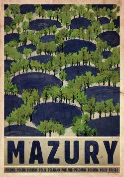 Mazury, Lato (R. Kaja)