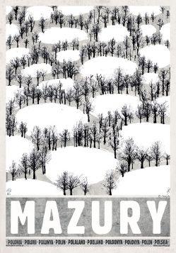 Mazury, Zima (R. Kaja)