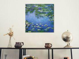 Lilie wodne - Claude Monet  - reprodukcja