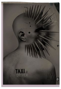 Taxi Driver, plakat filmowy