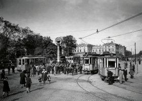 Dworzec - plakat
