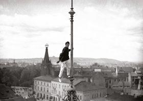 Akrobata - plakat