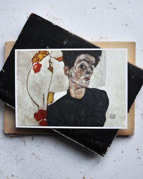 Kartka Premium - Egon Schiele