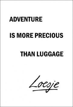 Kartka pocztowa - Adventure, Loesje