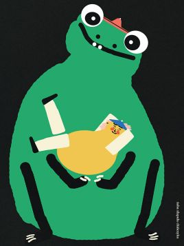 Żaba złapała Chińczyka (Jakub Zasada)