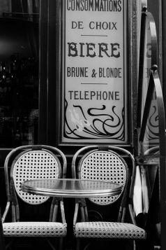 Kawiarnia na Montmartre
