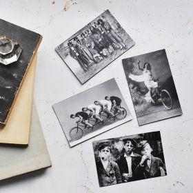 Zestaw magnesów - Fotografia vintage, Ameryka