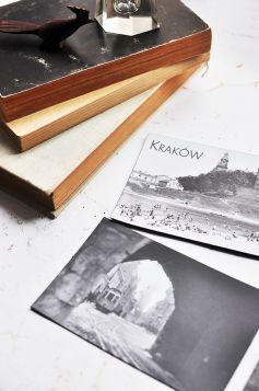 Zestaw magnesów - Fotografia vintage, Kraków