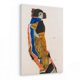Moa Mandu - Egon Schiele - reprodukcja