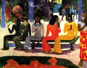 Gauguin Ta Matete