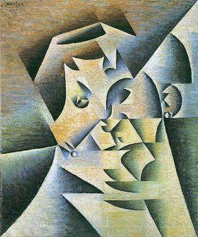 Juan Gris Portrait of the mother of artist