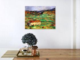 Cezanne Around Gardanne