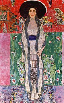 Portret  Adele Bloch Bauer - Gustav Klimt - reprodukcja