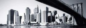 Panorama Nowy Jork 120cmx40cm