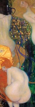 Złota Rybka - Gustav Klimt - reprodukcja
